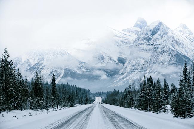 De mooiste routes tijdens een wintersport in Canada