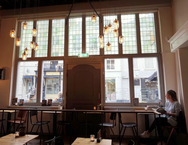 Werkplekken in Den Bosch