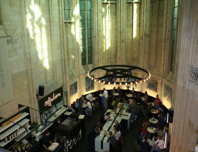 eettentjes in Gouda en Maastricht