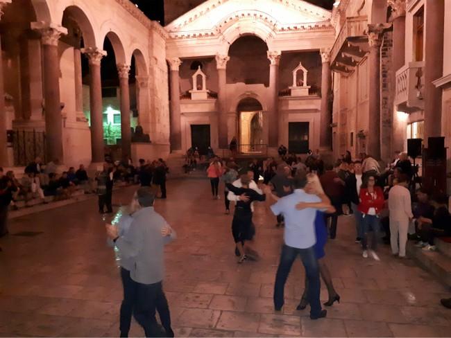 Bezoek het Paleis van Diocletianus in Split
