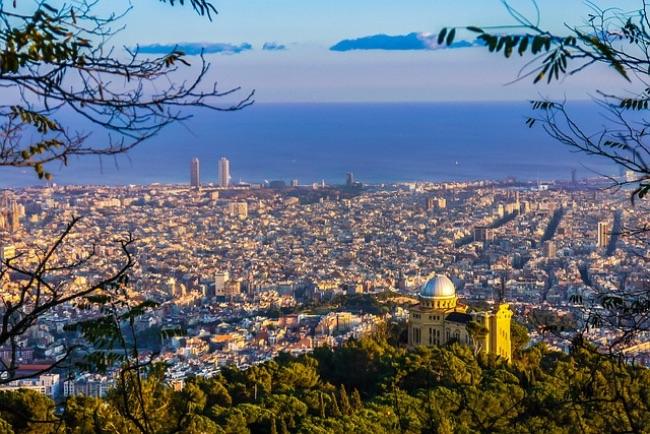 Barcelona oud&nieuw
