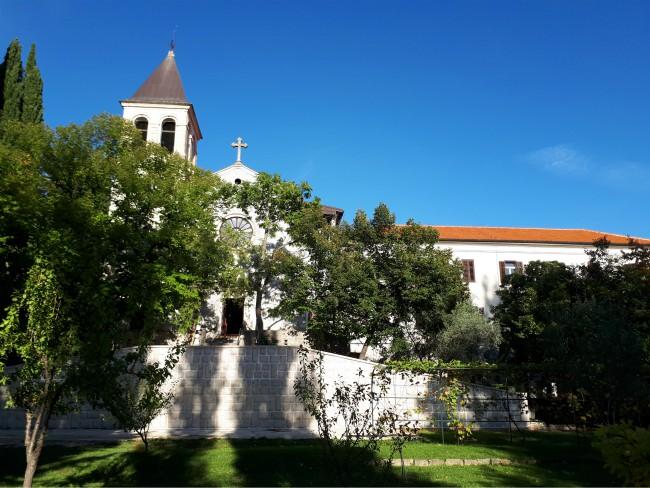 Bezoek kloostereiland Visovac in Krka National Park