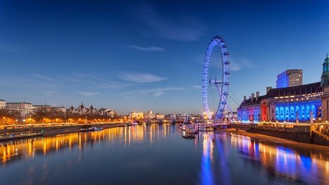Londen oud&nieuw