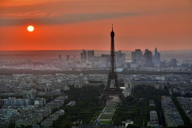 Parijs oud&nieuw