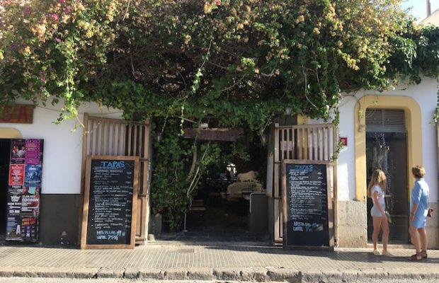 Restaurants op Ibiza