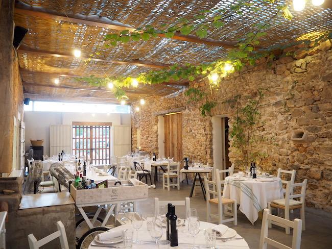 Restaurants op Ibiza - Ses Escoles