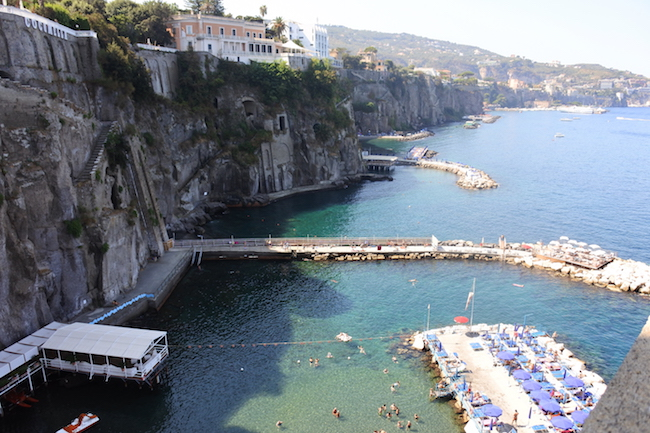 Romantiek in Italië