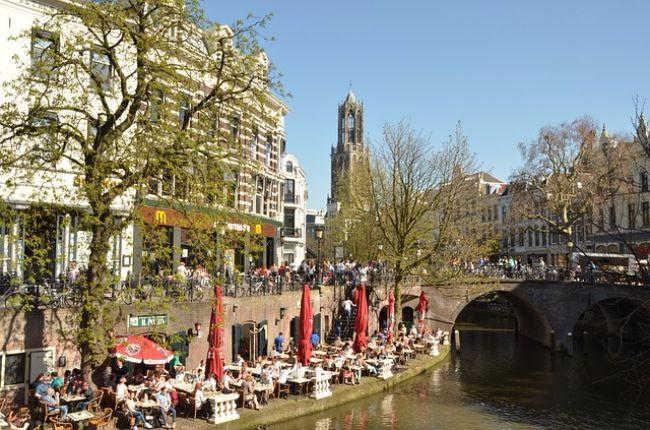 Utrecht binnenstad culinair