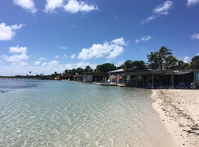 Vakantie naar Bonaire