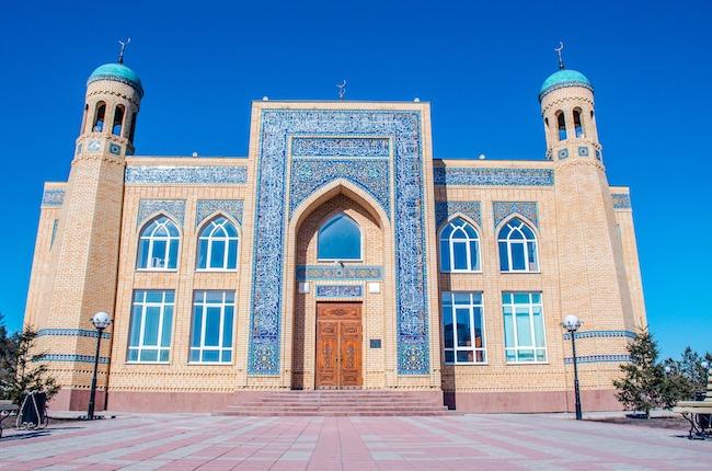 Bestemmingen voor 2018: Kazachstan