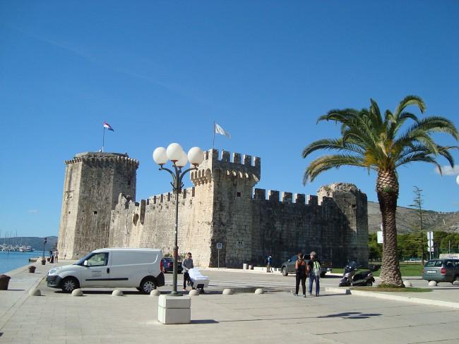 Bezoek Fort Kamerlengo in Trogir