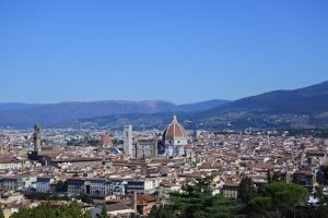 Adembenemende Vespa Tour