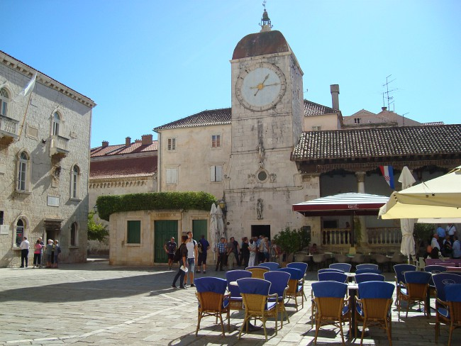 Gradski Trg-Trogir
