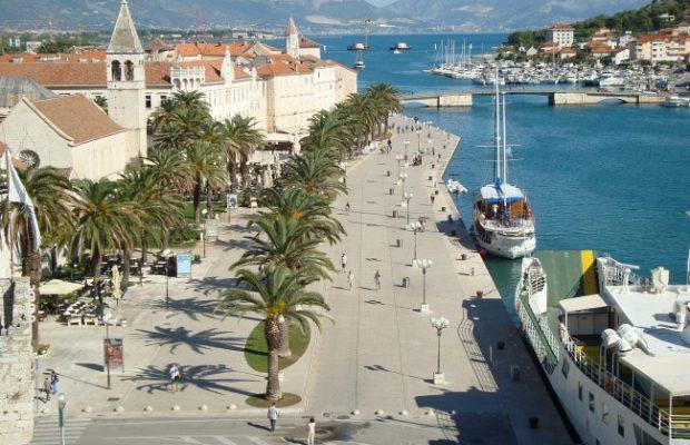 Werelderfgoed stad Trogir