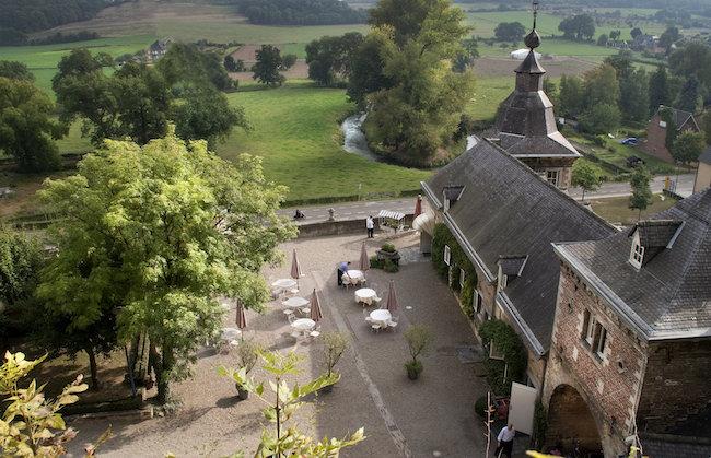 Eettentjes Nederland, Chateau Neercanne bij Maastricht