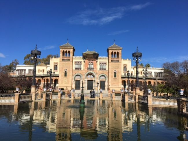 Moorse invloeden Sevilla