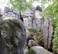 Het onwerkelijke landschap Ceska Raj