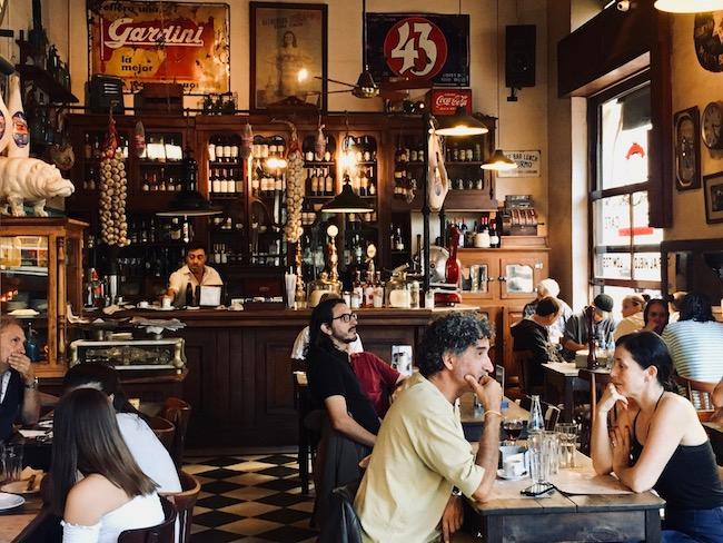 Hotspots in Buenos Aires: El Hipopotamo