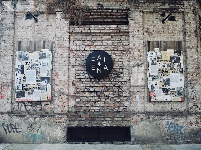 Hotspots in Buenos Aires: Falena