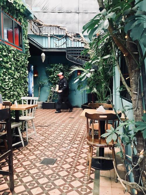 Hotspots in Buenos Aires: Sheldon