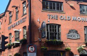 manchester pubs en restaurants