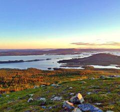 Galtispuoda - Zweeds Lapland