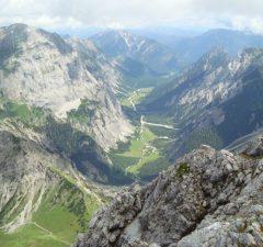 Klettersteigen in Oostenrijk