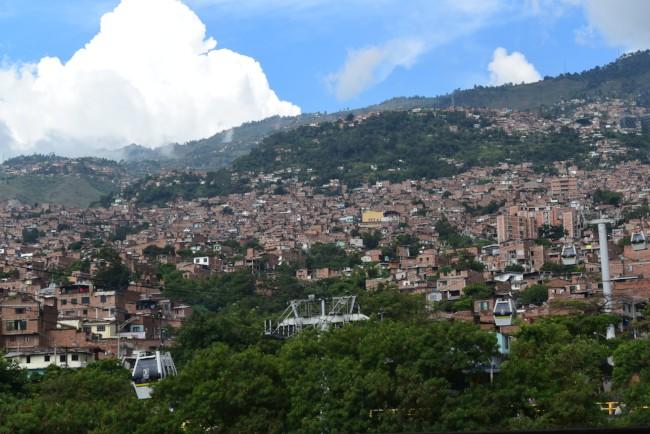 medellín sloppenwijken