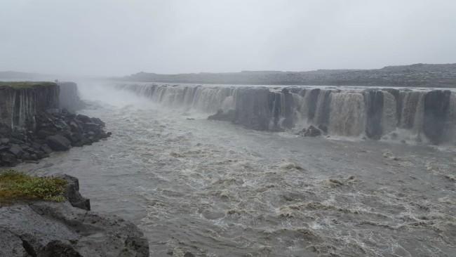 Bezoek waterval Selfoss