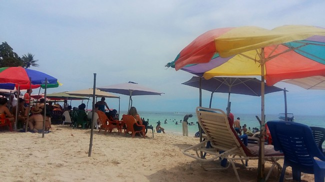 cartagena strand