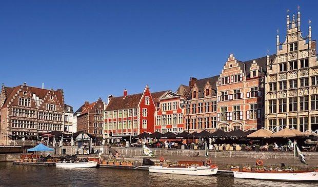 Food hotspots in Brussel, België