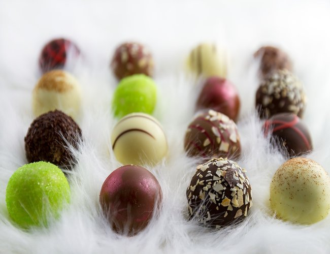 Chocolade in Brugge, België