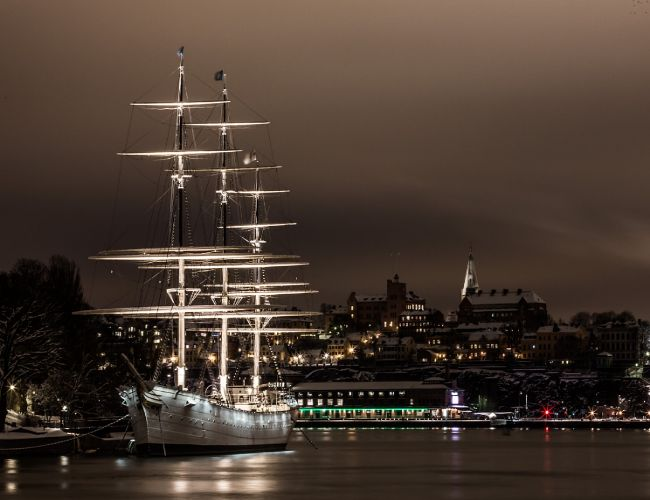 Weekend Stockholm, Zweden