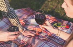 Wijnen in Pula, Kroatie