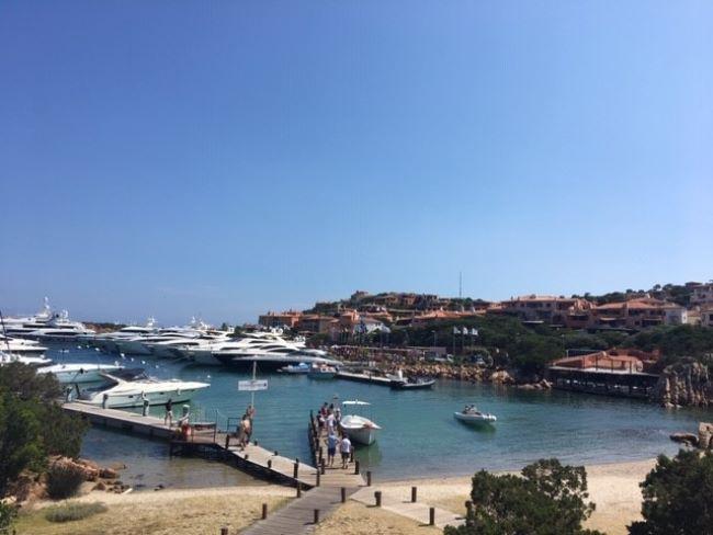 Jachthaven Porto Cervo