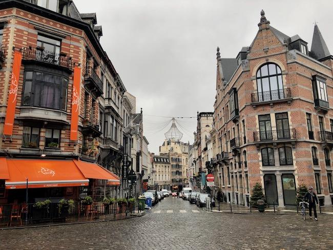 Afrika in Brussel: Sabon