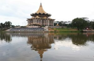 Sarawak Legislative Assembly Building