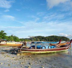Bezoek Koh Lipe in Zuid-Thailand