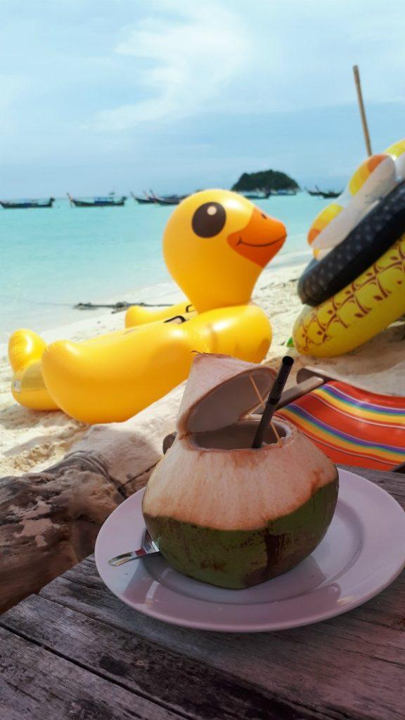 Ontspan op Sunrise Beach Koh Lipe