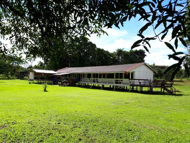 Verblijf bij homestay Mulu Village