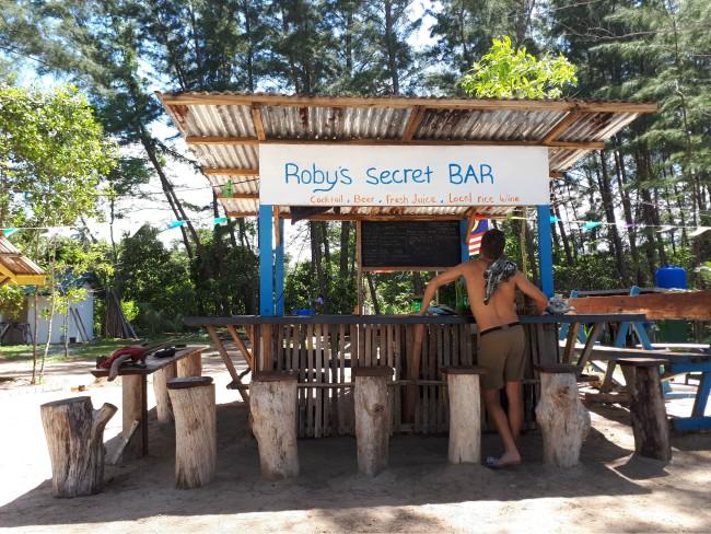 Drink heerlijke cocktails bij Roby's Secret Bar
