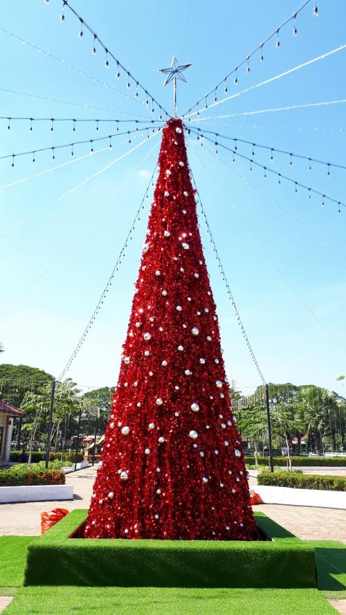 Vier Kerst in Vientiane