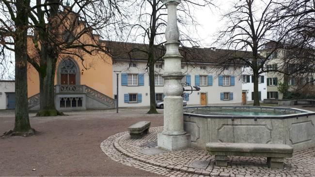 Bezoek Lindenhof in Zürich